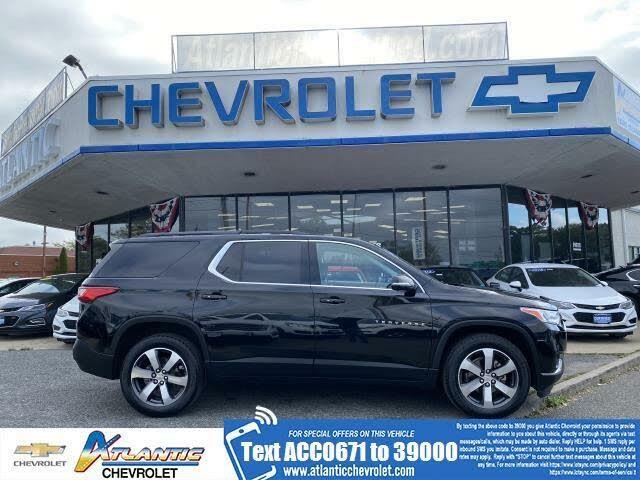 2019 Chevrolet Traverse LT Leather AWD