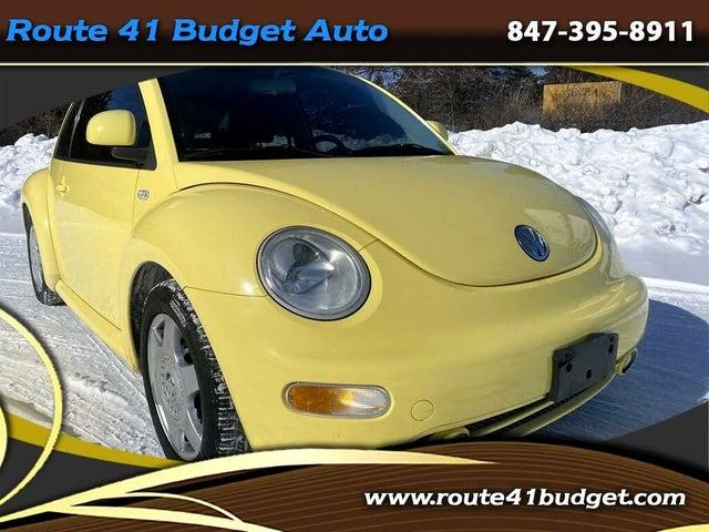 2000 Volkswagen Beetle GLX