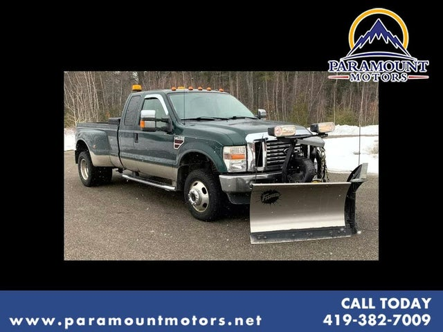 2009 Ford F-350 Super Duty Lariat SuperCab LB DRW 4WD