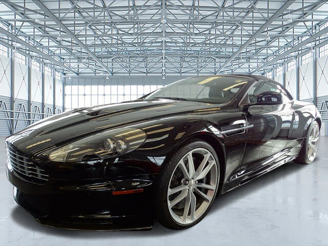 Used 2010 Aston Martin Dbs Volante Convertible Rwd For Sale Right Now Cargurus