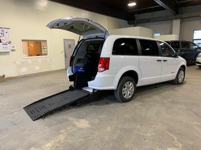 2019 Dodge Grand Caravan SE FWD