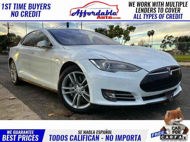 2015 Tesla Model S 60 RWD