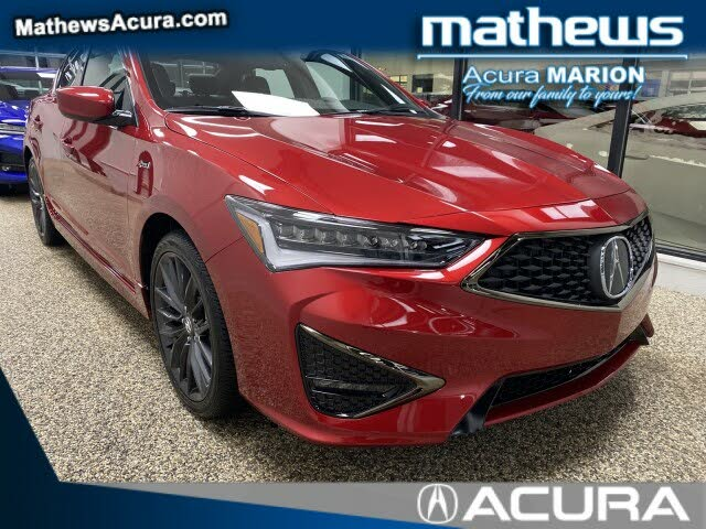 2021 Acura ILX FWD with Premium and A-SPEC Package