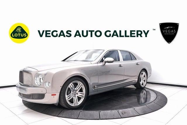 2012 Bentley Mulsanne RWD