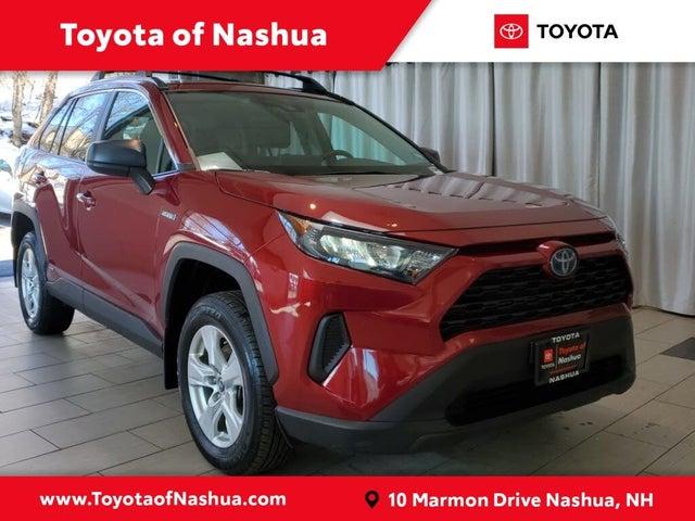 2019 Toyota RAV4 Hybrid LE AWD