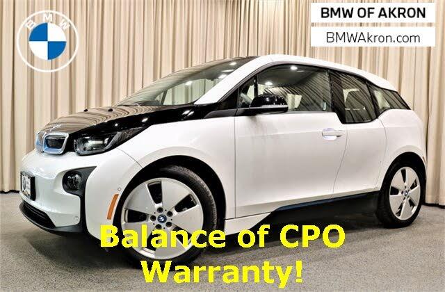 2015 BMW i3 RWD with Range Extender