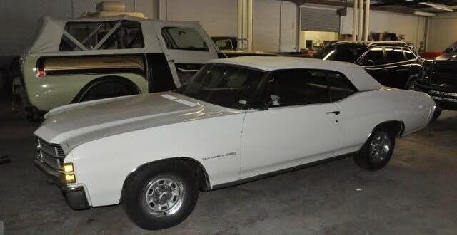 1971 Chevrolet Chevelle Malibu Convertible RWD