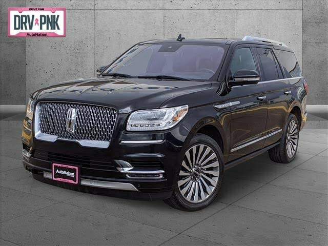 2019 Lincoln Navigator Reserve 4WD
