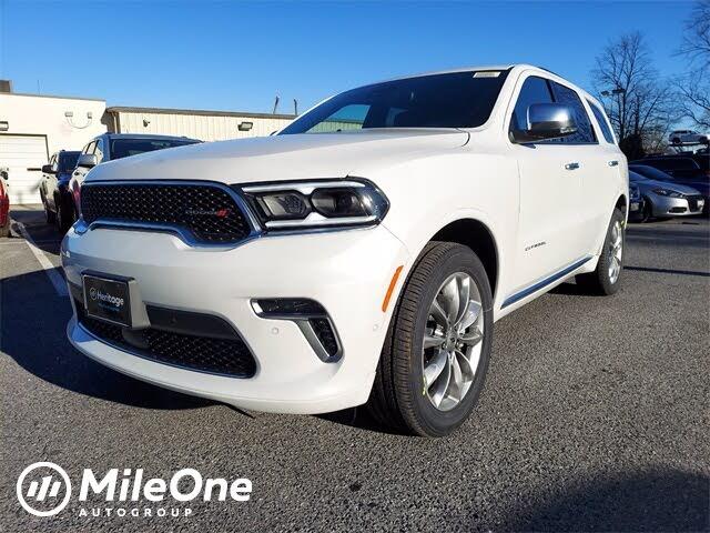 2021 Dodge Durango Citadel AWD