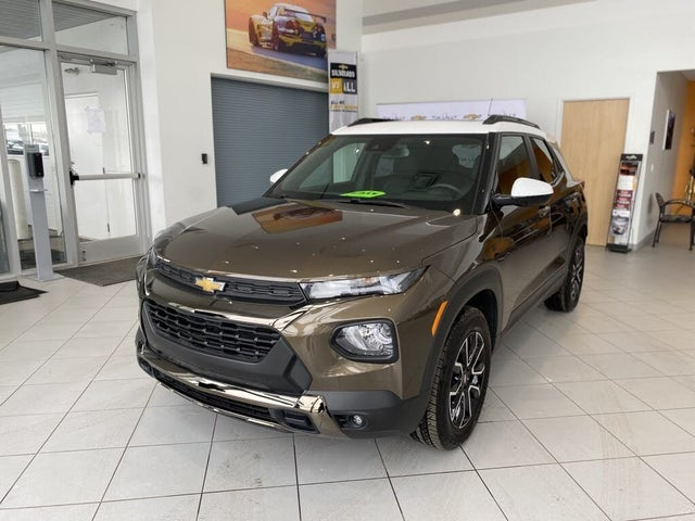 2021 Chevrolet Trailblazer ACTIV AWD