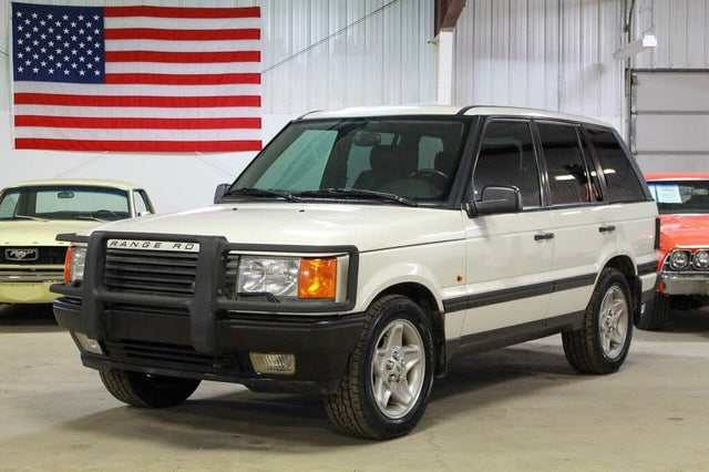 1998 Land Rover Range Rover 4.6 HSE 4WD