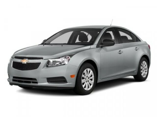 2014 Chevrolet Cruze 1LT Sedan FWD