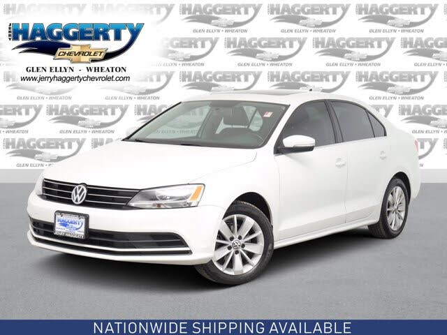 2015 Volkswagen Jetta SE with Connectivity