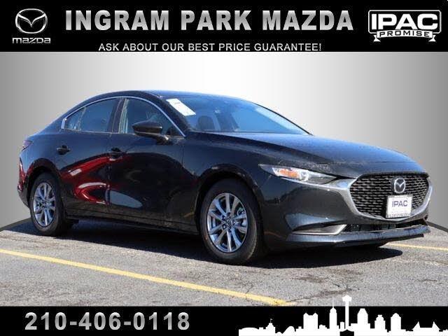 2021 Mazda MAZDA3 2.0 Sedan FWD