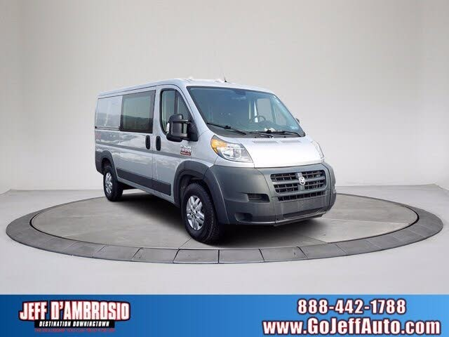 2014 RAM ProMaster 3500 136 Low Roof Cargo Van