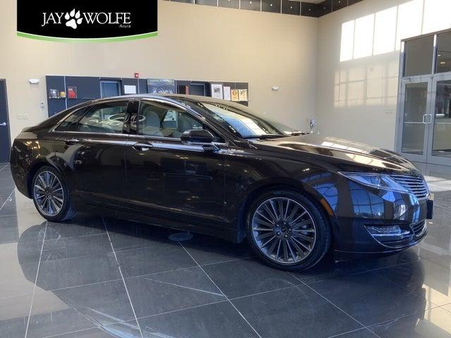 2016 Lincoln MKZ V6 Black Label AWD