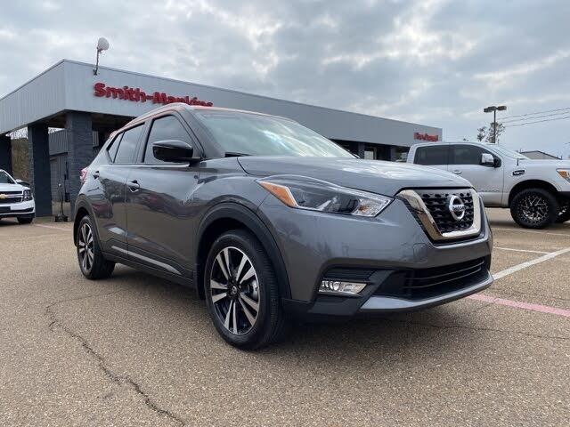 2019 Nissan Kicks SR FWD