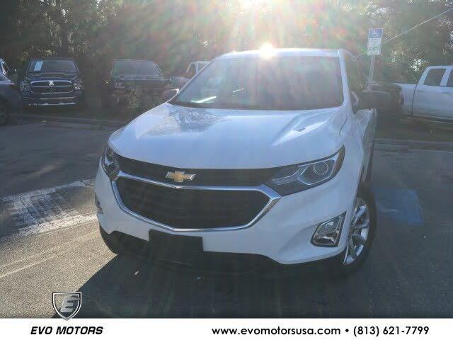 2019 Chevrolet Equinox 1.5T LS AWD