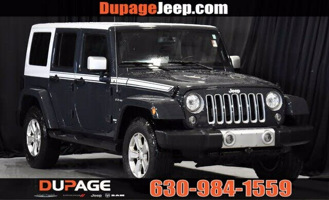 2017 Jeep Wrangler Unlimited Chief Edition 4WD