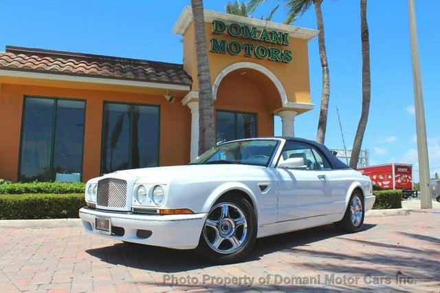 1999 Bentley Azure RWD