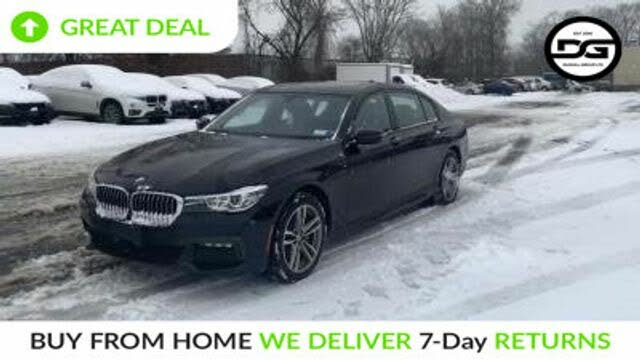 2018 BMW 7 Series 740i xDrive AWD