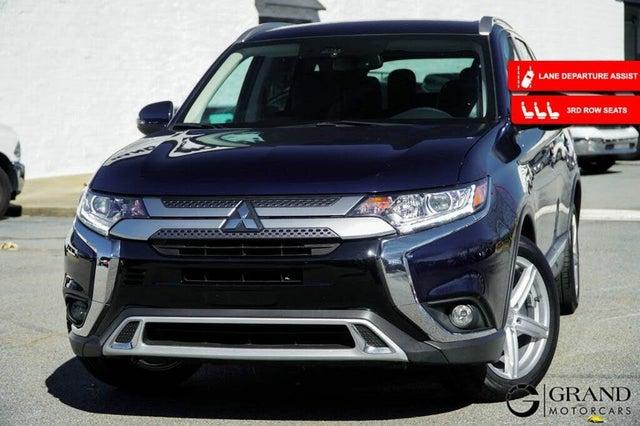 2020 Mitsubishi Outlander SE FWD