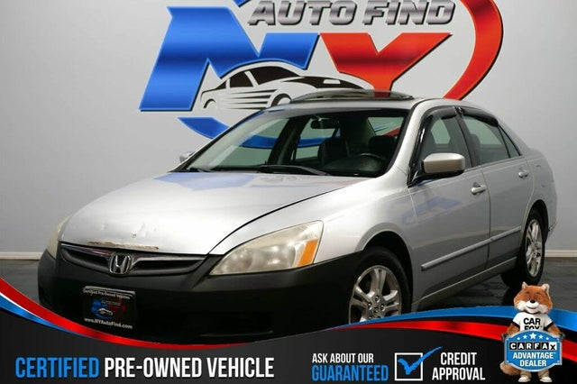 2006 Honda Accord EX with Leather and Nav