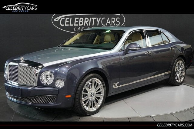2013 Bentley Mulsanne RWD