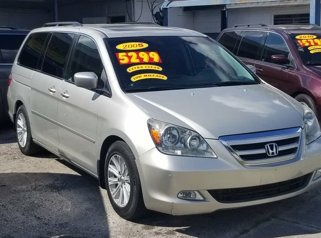 2005 Honda Odyssey Touring FWD with DVD and Navigation