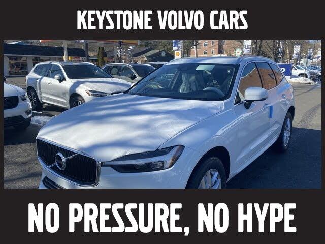 2021 Volvo XC60 T5 Momentum AWD