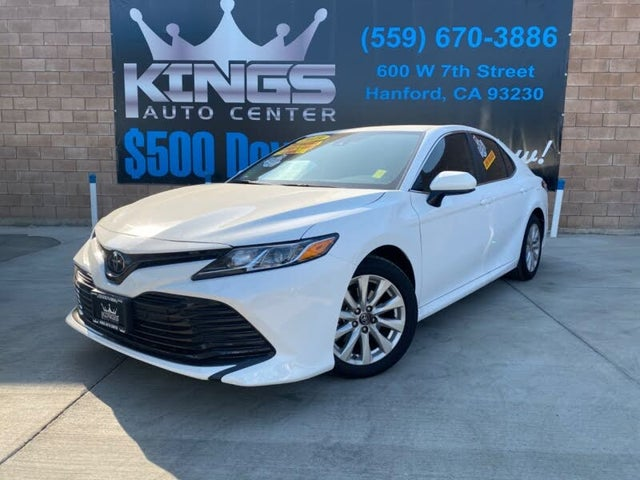 2019 Toyota Camry XSE FWD