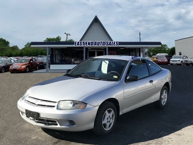 2005 Chevrolet Cavalier Coupe FWD