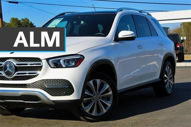 2020 Mercedes-Benz GLE-Class GLE 350 RWD