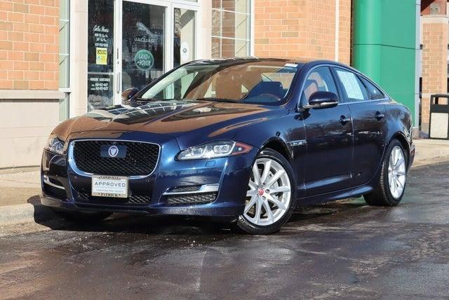 2018 Jaguar XJ-Series XJ R-Sport AWD