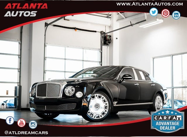 2015 Bentley Mulsanne RWD