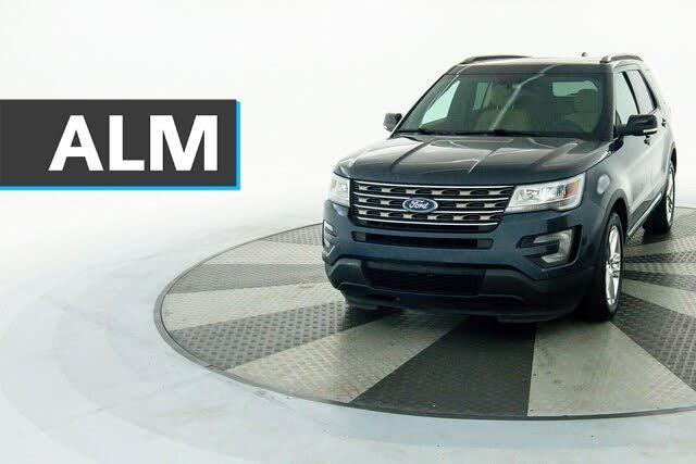 2017 Ford Explorer XLT AWD