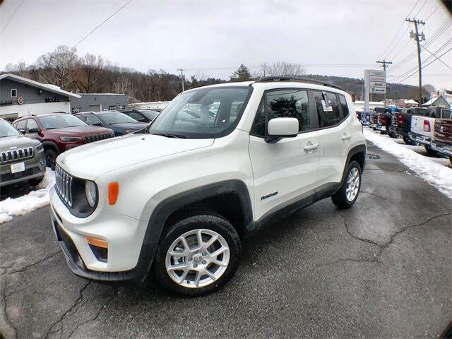 2021 Jeep Renegade Latitude 4WD
