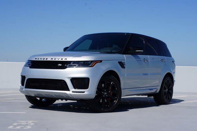 2021 Land Rover Range Rover Sport HST AWD