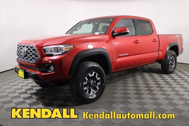 2020 Toyota Tacoma TRD Off Road Double Cab LB 4WD