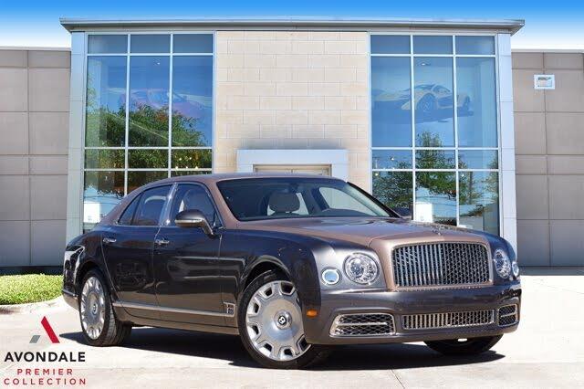 2018 Bentley Mulsanne RWD