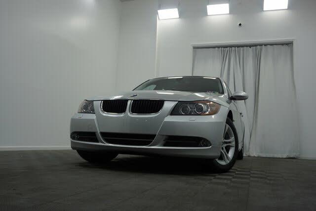 2008 BMW 3 Series 328xi Sedan AWD