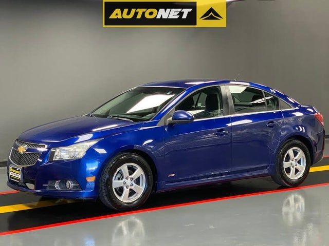 2012 Chevrolet Cruze 1LT Sedan FWD