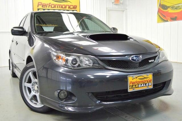 2009 Subaru Impreza WRX Premium Package Hatchback