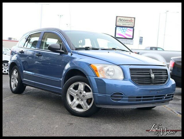 2007 Dodge Caliber SXT FWD
