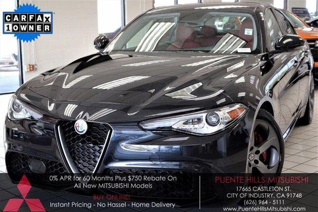 2019 Alfa Romeo Giulia Sport RWD
