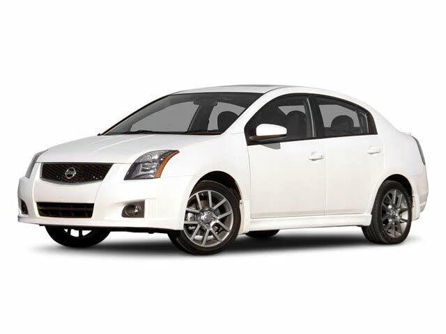 2010 Nissan Sentra SE-R Spec V