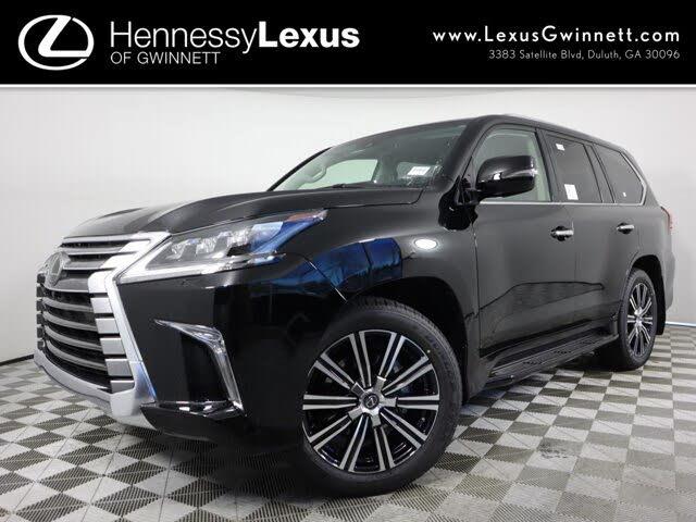 2021 Lexus LX 570 2-Row AWD