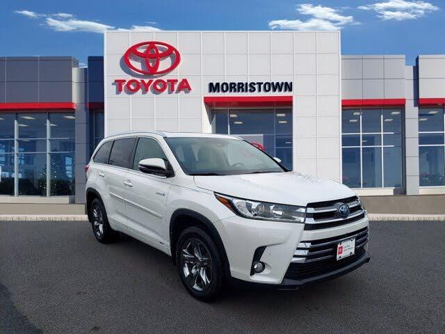 2018 Toyota Highlander Hybrid Platinum