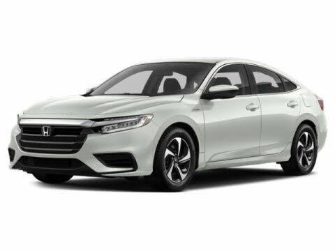 2021 Honda Insight LX FWD