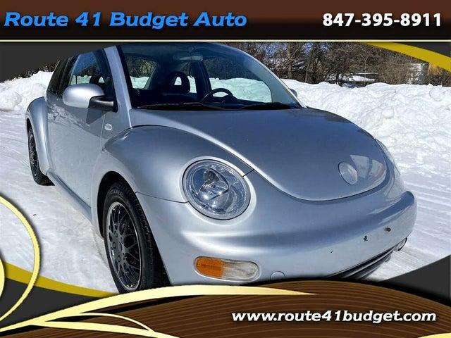 2002 Volkswagen Beetle GLS TDi